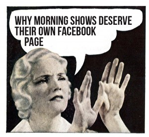 Morning Shows-Facebook